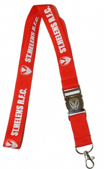 Printed Lanyard - engraved Buckle