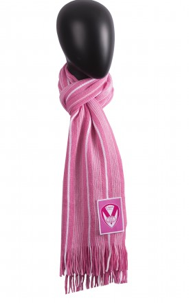 Icon Scarf Pink