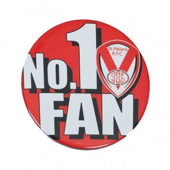 No1 Fan Badge