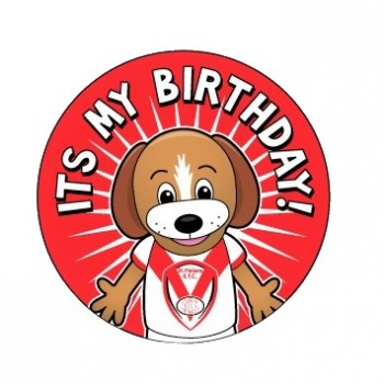 Boots Birthday Badge