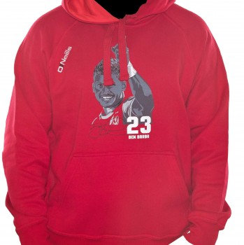 Red Ben Barba Hoody