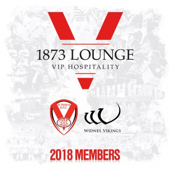 Widnes Vikings 6-7-18. Member Hospitality