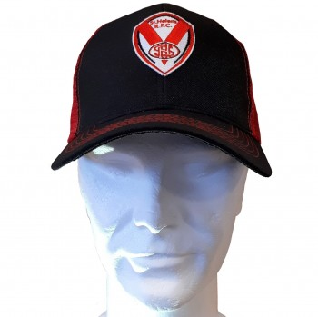 2018 Lunar Baseball Cap Red/Black