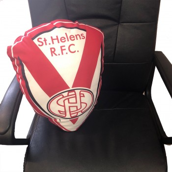 Saints Crest Cushion