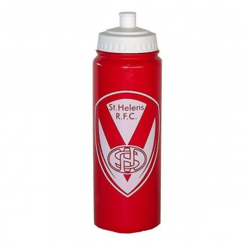 Red 750 ml Water Bottle