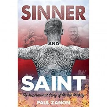 Martin Murray Book - Sinner and Saint
