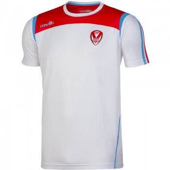 2019 Halo Training Tee White