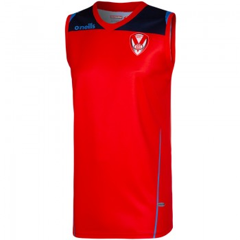 2019 Kids Train Vest Red