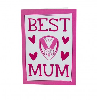 Best Mum Card