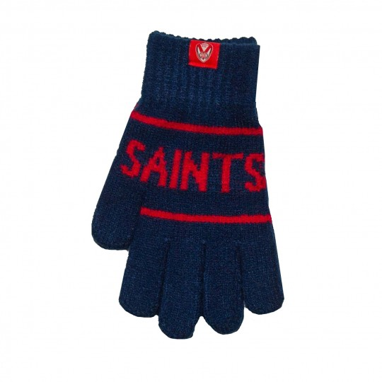 SAINTS Jacquard Gloves