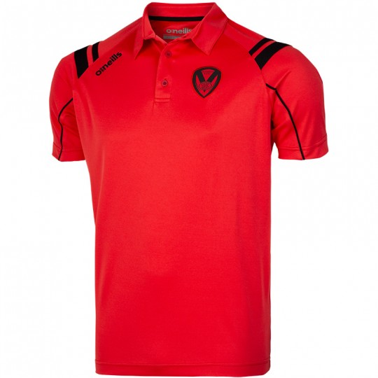 2020 Targon Polo Red