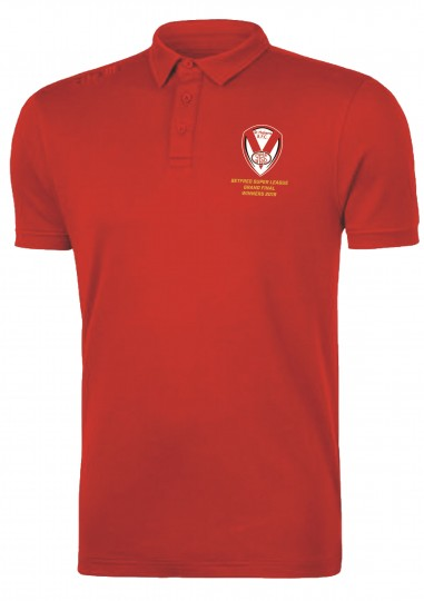 2019 Grand Final Polo Red Kids
