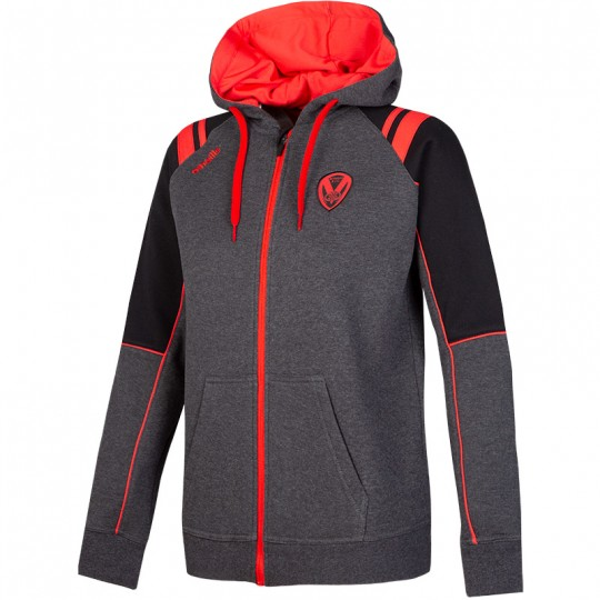 2020 Targon Ladies Full Zip Hoody.