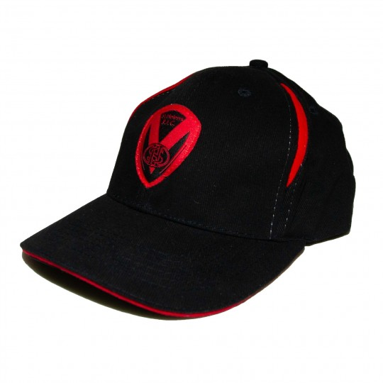 2020 Black/Red Baseball Cap