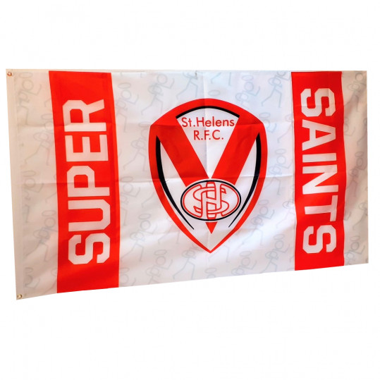 Super Saints  Mega Flag
