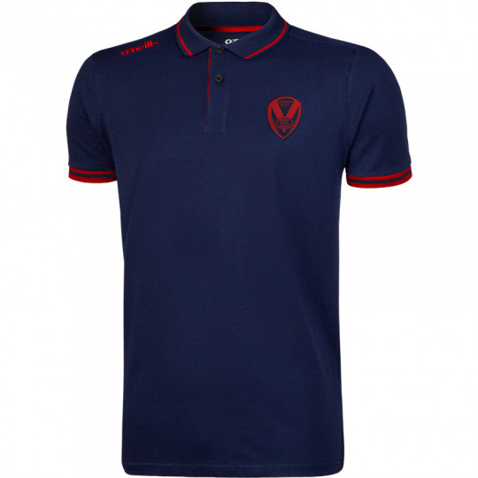 2021 Portugal Polo Navy/Red
