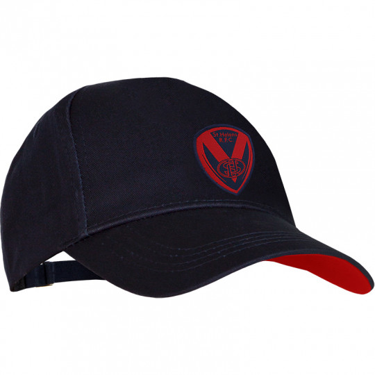 2021 Adults Navy/Red Baseball Cap