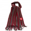 Icon Scarf Burgundy