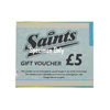 Gift Voucher 5.00 pounds