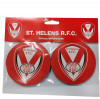 Pack of 2 Saints Coasters