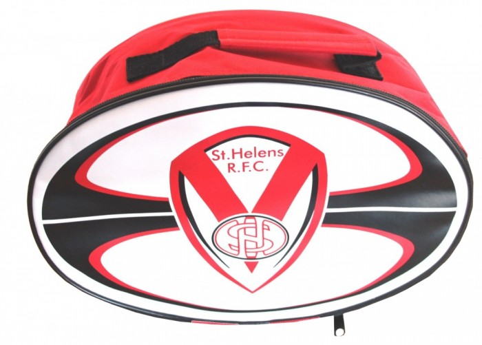Rugby Ball Shaped Lunch Bag
