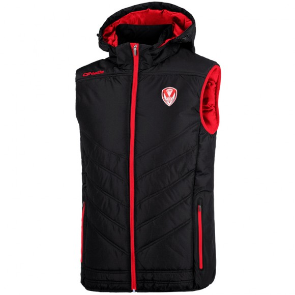 2018 Hooded Gillet