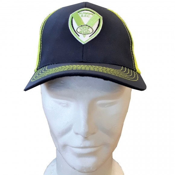 2018 Lunar Baseball Cap Navy/Lime
