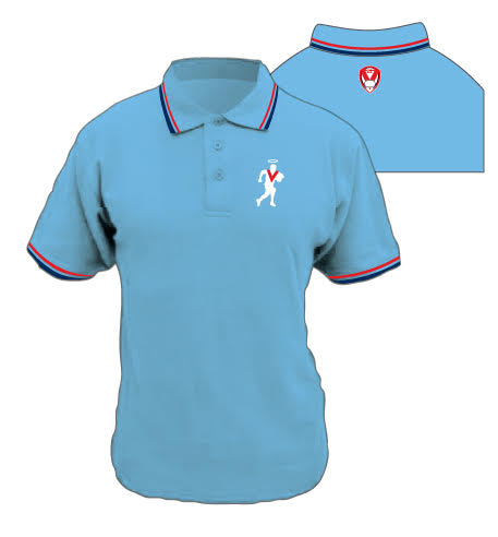 Sky Player Logo Polo