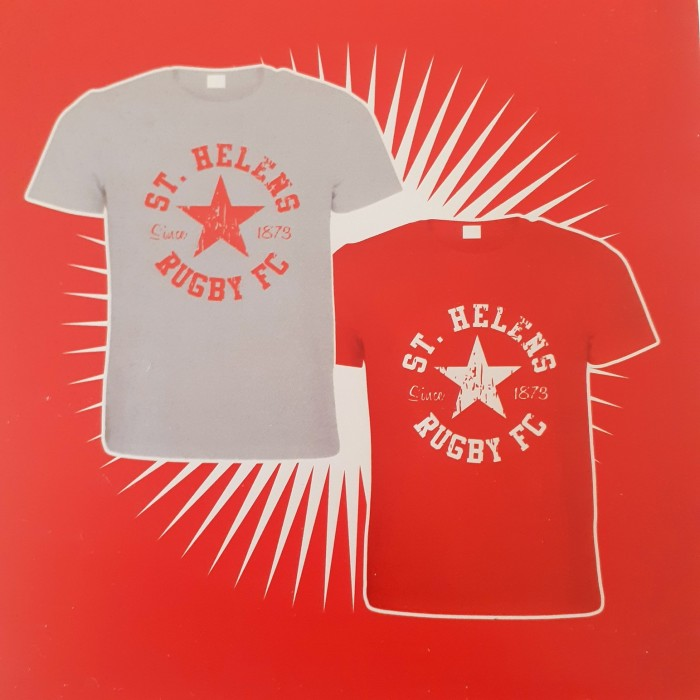 Twin Pack Star T-Shirts