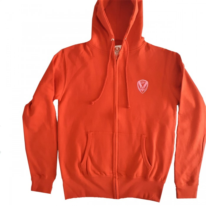 Ladies Blend Full Zip Hoodie