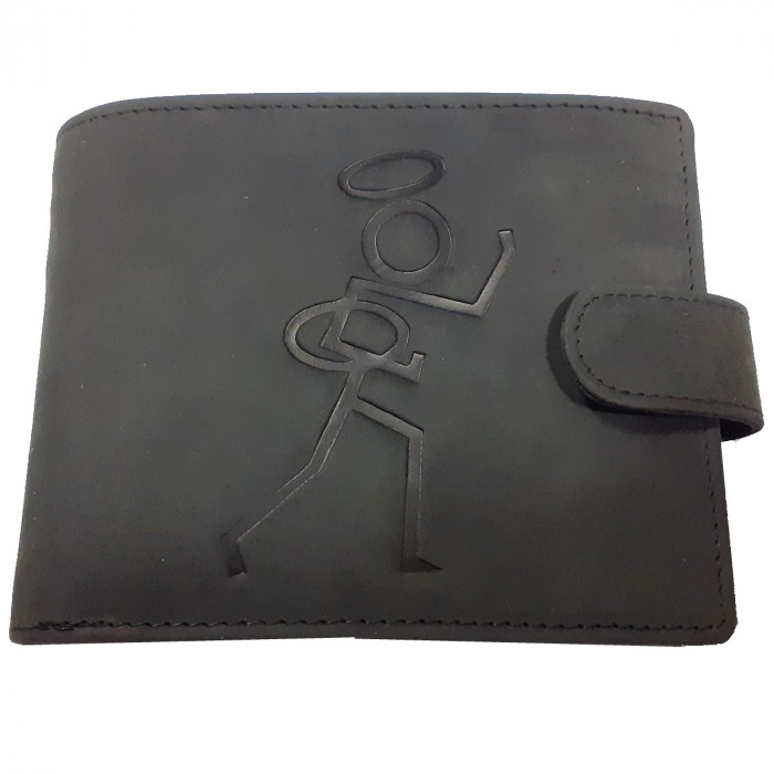 Hunter Wallet Black