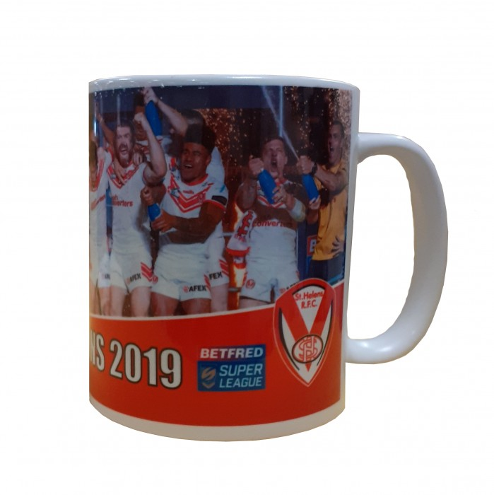 2019 GF Winners Mug Celebration Red