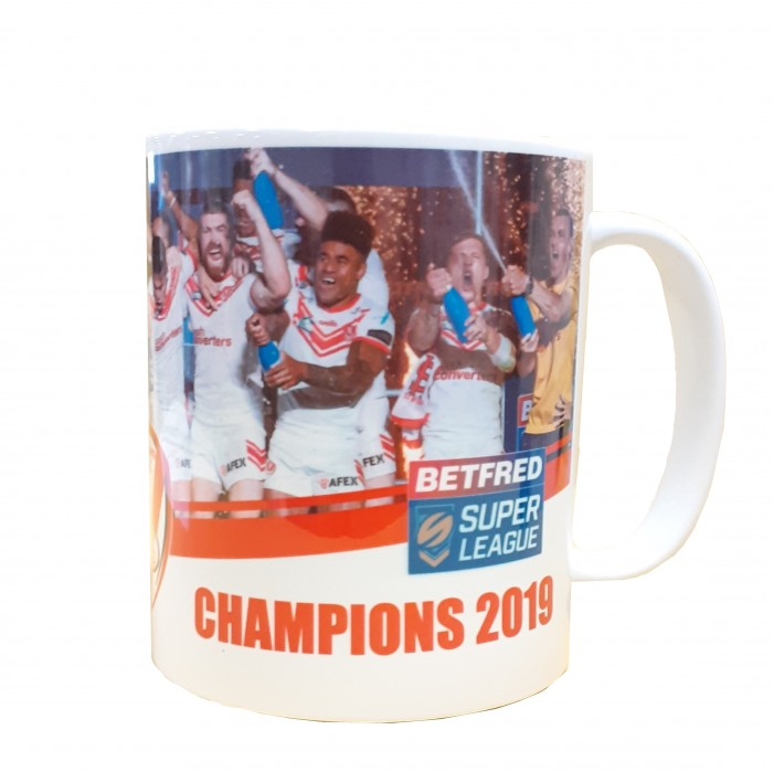 2019 GF Winners Mug Celebration white