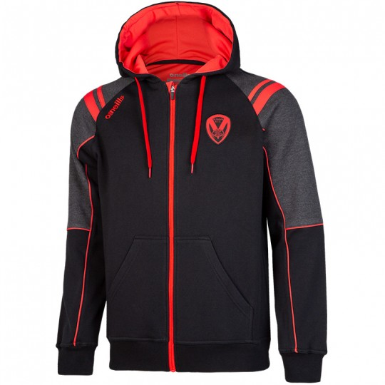 2020 Kids Targon Full Zip Hoody.