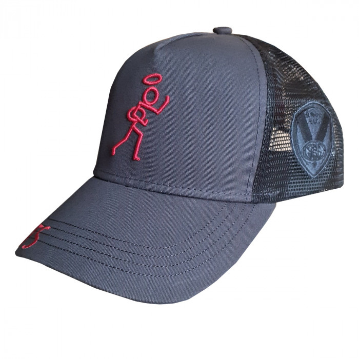 Stickman Adult Trucker Cap