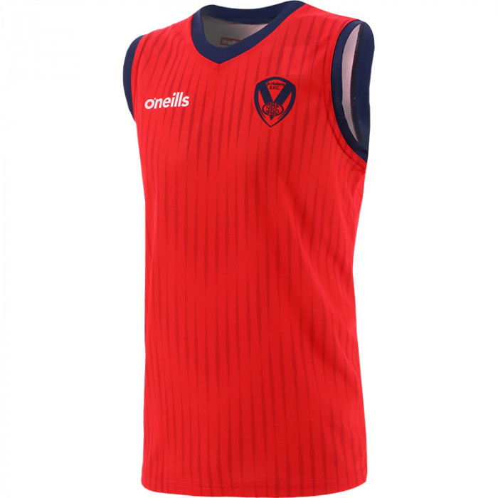2021 Training Vest Red