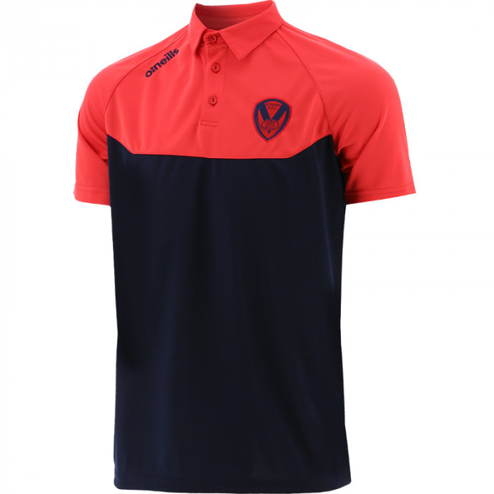 2021 Perry Polo Navy/Red