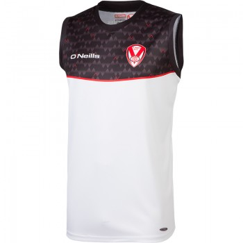2018 Training Vest White